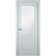 """Дверь межкомнатная """"ALTA"""" (остеклённая)"""