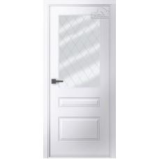 """Дверь межкомнатная """"Роялти"""" (остеклённая)"""