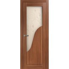 """Дверь межкомнатная """"V-3R"""" (пескоструйный рисунок)"""