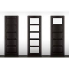 """Дверь межкомнатная из массива ольхи ДорВуд """"Модель №1"""""""