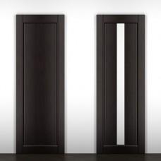 """Дверь межкомнатная из массива ольхи ДорВуд """"Модель №12"""""""