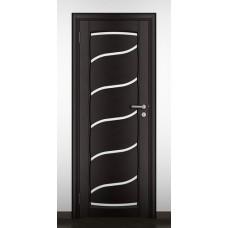 """Дверь межкомнатная из массива ольхи ДорВуд """"Модель №15"""""""