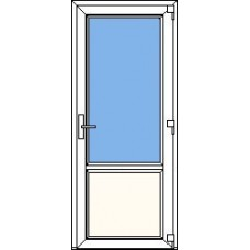 Дверь ПВХ Модель 1