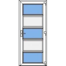 Дверь ПВХ Модель 10