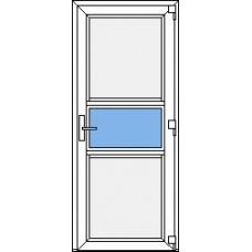 Дверь ПВХ Модель 13