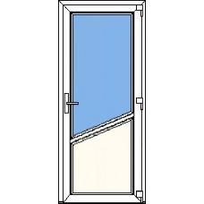 Дверь ПВХ Модель 16