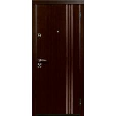 """Дверь металлическая """"Линия"""""""