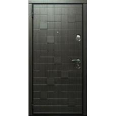 """Дверь металлическая """"Тетрис"""""""