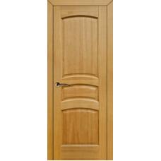 """Дверь межкомнатная из массива сосны """"Модель №16"""" (глухая)"""