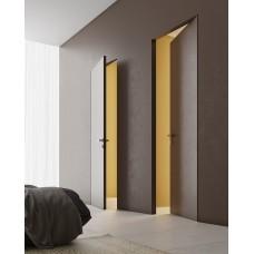 Скрытая дверь под покраску, дверь-невидика