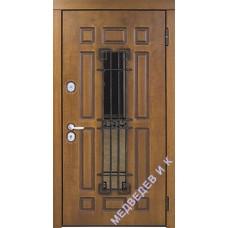 Дверь металлическая «Аврора»