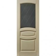 """Дверь межкомнатная """"Вена"""" (частично остеклённая)"""